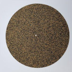 Plattentellerauflage, Plattenteller Auflage, Slipmat. Auflage Plattenteller, Tellerauflage