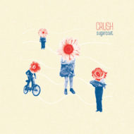 Crush - Sugarcoat, Sugarcoat, Crush, Dream Pop, Shoegaze, New Wave, Beach House, Vinyl, LP, Post Rock Online Store, Post-Rock Online Shop, Post-Rock Online, Post Rock, grove records, Numavi Records