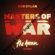 Masters Of War RSD 18, Bob Dylan Record Store Day, Bob Dylan RSD, RSD, Record Store Day, Recordstoreday, Vinyl, Records, Vinyl Single, 7""